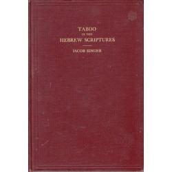 Taboo in the Hebrew Scriptures