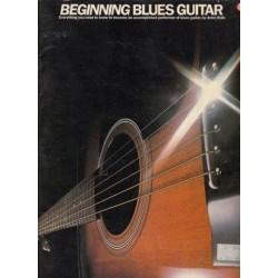 Beginning Blues Guitar (Guitar Books)