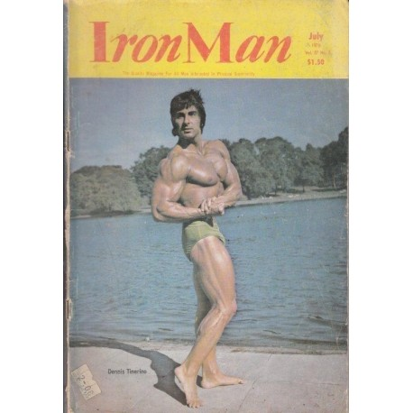 Iron Man Magazine July 1978 Vol. 37 No. 5