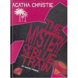 The Mystery Of The Blue Train (Agatha Christie Comic Strip)