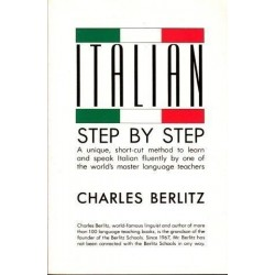 Italian Step-By-Step (Language Guides)