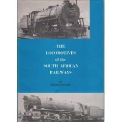 The Locomotives of the South African Railways