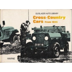 Cross-Country Cars From 1945