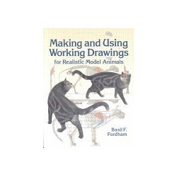 Making And Using Working Drawings For Realistic Model Animals