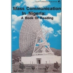 Mass Communication In Nigeria