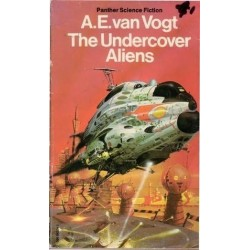 Undercover Aliens (Panther Science Fiction)