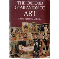 The Oxford Companion to Art
