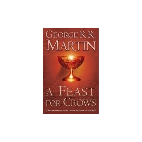 A Song Of Ice And Fire (Book 4): A Feast For Crows