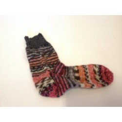 Blank Reading Socks