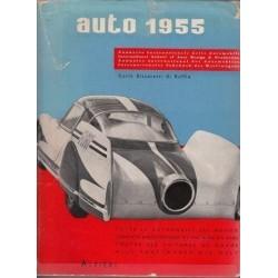 Auto 1955 International Annual of Automobiles
