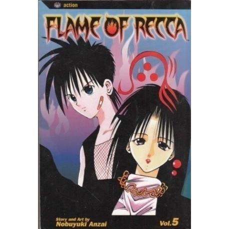 Flame Of Recca, Vol. 5