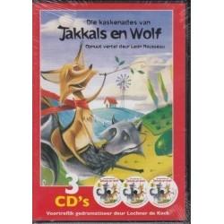 Die Kaskenades van Jakkals en Wolf