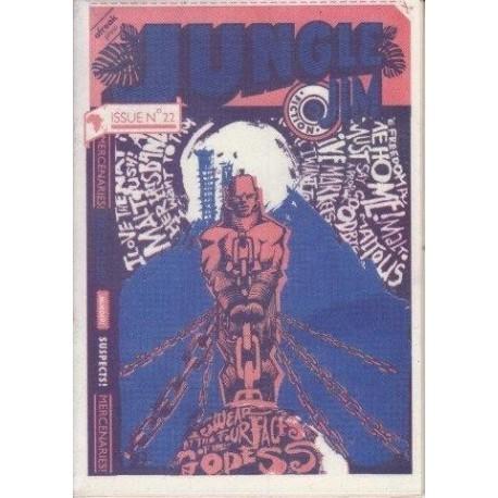 Jungle Jim No. 22 (Limited Copies)