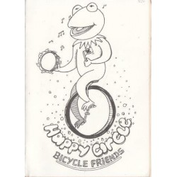 Happy Circle Bicycle Friends