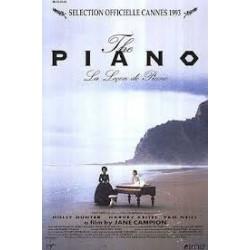 The Piano: Screenplay