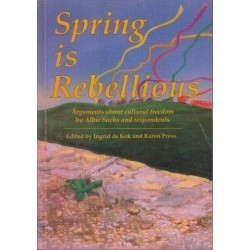 Spring is Rebellious: Arguments about Cultural Freedom