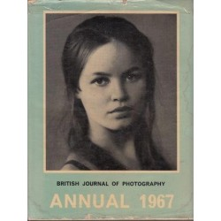 British Journal Of Photography Annual 1967