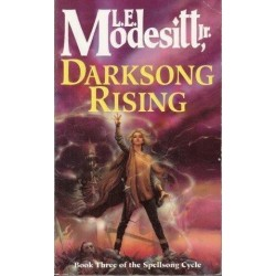 The Spellsong Cycle Book 3 Darksong Rising