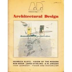 Architectural Design Vol. 56 No. 6