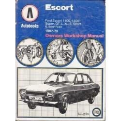 Ford Escort 1967-75 Autobook