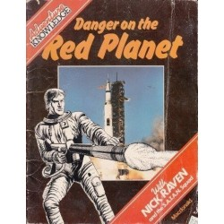 Danger On The Red Planet