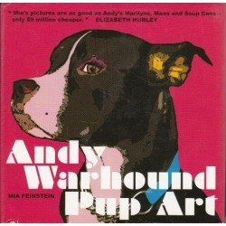 Andy Warhound Pup Art
