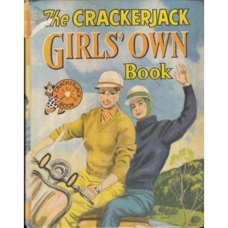 The Crackerjack Girls' Own Book