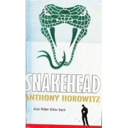 Snakehead: Alex Rider Bites Back