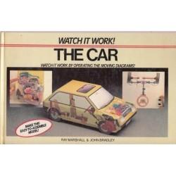 Watch it Work! The Car: Pop-up Book