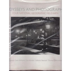 Odysseys And Photographs: Four National Geographic Field Men