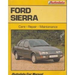 Ford Sierra Car Manual 1982-1986
