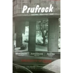 Prufrock Volume 2 Issue 1
