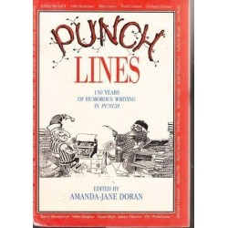 Punch Lines: 150 Years Of Humorous Writing In 'Punch'