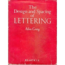 The Design and Spacing of Lettering