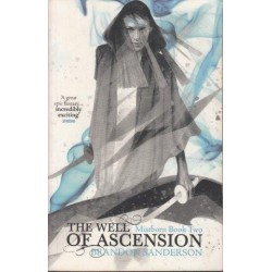The Well Of Ascension (Mistborn Book 2)
