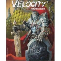 Velocity Graphic Anthology 4 Summer 2014