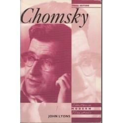 Chomsky (Modern Masters)