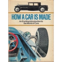 How a Car is Made: An Exciting Introduction to the World of Cars