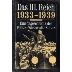 Das III. Reich 1933-1939