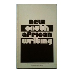 New South African Writing