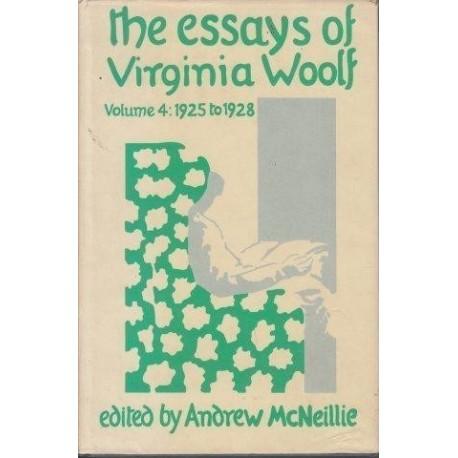 woolf virginia the essays of virginia woolf vol  the essays of virginia woolf vol 4 1925 1928