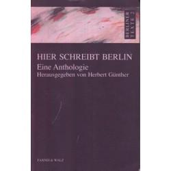 Hier Schreibt Berlin
