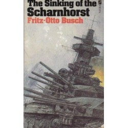 The Sinking Of The 'Scharnhorst'