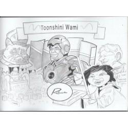 Toonshini Wami