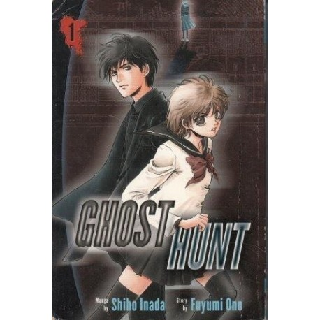 Ghost Hunt: V. 1