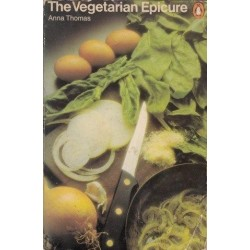 The Vegetarian Epicure. Illustrated By Julie Mass