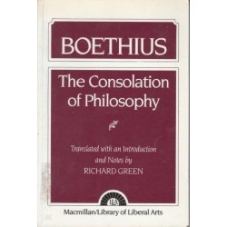 The Consolation Of Philosophy (Classics)