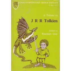 Tribute To J. R. R. Tolkien, 3 January 1892 - 2 September 1973