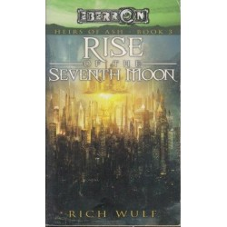 Rise Of The Seventh Moon: Heirs Of Ash, Book 3 (Heirs Of Ash)