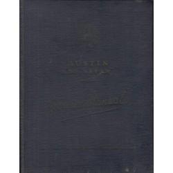 "Austin A30 ""Seven"" Series AS3 Service Manual"